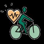 cocyclette vélo urbain entreprise qvt qualité de vie au travail bien-être salariés
