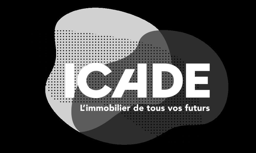 cocyclette logo entreprise immobilier icade